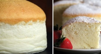 Discover a fluffy and Tasty Japanese Cheesecake!