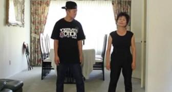 This mom totally rocks Gangnam Style!