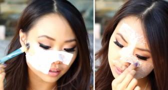 Rimuove i punti neri in maniera naturale e non aggressiva: scoprite come fare questa maschera