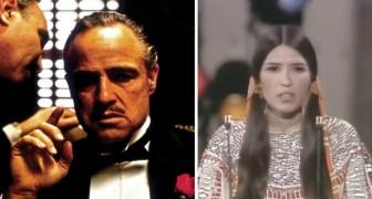 Wusstet ihr warum Marlon Brando den Oscar für der Pate 1973 abgelehnt hat?