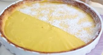 Torta de limon: la receta simplificada para satisfacer unas ganas de dulce repentino