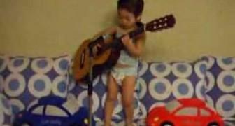Il piccolo talento Koreano canta Hey Jude
