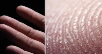 Savez-vous ce qui se passe sur vos mains lorsque vous commencez à transpirer? C'est fou!