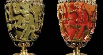 Le mystère de la Coupe de Lycurgue, créée à l'époque romaine avec une technique impossible