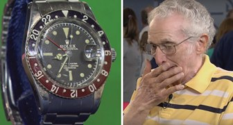 See this man's SHOCK appraisal of his Rolex watch!