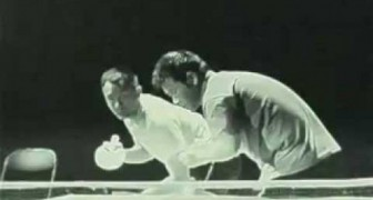 Ping Pong estilo Bruce Lee