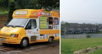Voici la seule ville où l'arrivée des camions de glace terrifiait les enfants