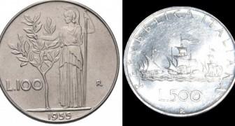 Avete conservato delle vecchie lire in moneta? Scoprite se avete in mano un piccolo tesoro