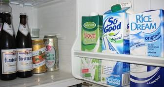 Zet jij melk ook in de deur van de koelkast? FOUT! Waar moet je 'M wel neerzetten?