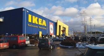 Een moeder waarschuwt ouders wanneer zij naar IKEA gaan met de kinderen en waar ze op moeten letten