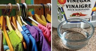 Adicione vinagre branco ao detergente para roupas: este detalhe vai mudar a sua vida!