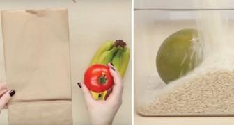 Scoprite 5 semplici modi di far maturare più rapidamente la frutta acerba
