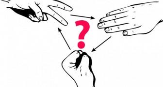 Morra cinese: lasciar decidere al caso o affidarsi a una strategia? Uno studio suggerisce l'opzione vincente