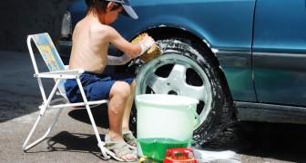 Abituare i bambini a svolgere le faccende domestiche? Li rende adulti di successo