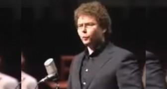 Mozart come non lo avete MAI sentito: l'esibizione di questo artista è qualcosa di unico!
