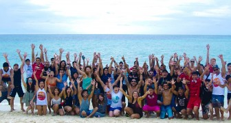 The Evolve (EMMA) annual retreat this year? In the Maldives!