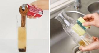 Desde la Coca Cola al dentifrico: estos increibles trucos les hara venir las ganas de hacer la limpieza