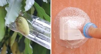 En busca de ideas para reutilizar las botellas de plastica? Este video las recoge practicamente TODAS