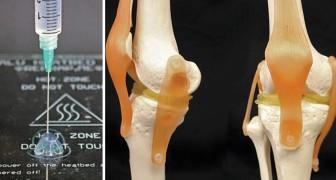 Imprimer en 3D un cartilage compatible avec le corps humain: un nouveau matériau le permet désormais