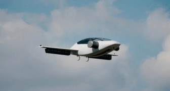 Das erste fliegende Taxi hat seinen ersten Start hingelegt und es könnte bald Realität werden