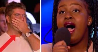 Het talent van dit meisje is ongekend: de jury heeft in tijden al niet zo'n talent op de planken gehad!