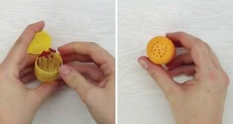 Les 5 utilisations de la petite boîte jaune du Kinder Surprise qui vont vous pousser à en acheter!