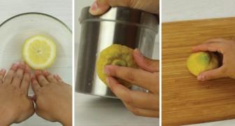 10 situações nas quais você pode usar o limão ao invés de produtos químicos