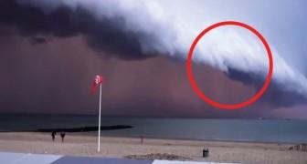 Une tempête arrive sur les côtes de la Belgique: le phénomène est inquiétant!