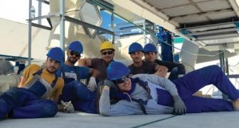6 ragazzi italiani si trasferiscono in California e scoprono come trasformare i rifiuti in energia pulita