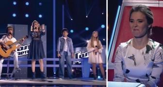 4 Kinder singen ein Lied, das ihr bestimmt kennt, aber so habt ihr es noch nie gehört