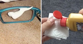9 modos para tirar os arranhões das lentes dos óculos!