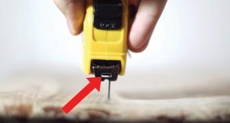 Você tem certeza que conhece todos os usos da fita métrica? Este vídeo vai te revelar alguns segredos!