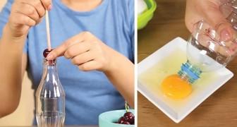 4 usos para as garrafas na cozinha. Não coloque-as fora, recicle!