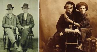 Couples homosexuels de l'époque victorienne: des relations vécues dans l'ombre du moralisme de la fin du 19e siècle