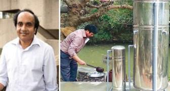 Due ingegneri creano un filtro economico in grado di rimuovere l'arsenico dall'acqua