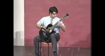 Ora vi mostro come far parlare una chitarra