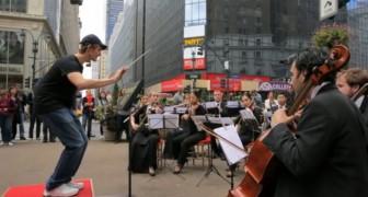 Como dirigir una orquesta