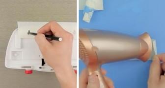 Cinco truques geniais que vão deixar as pequenas tarefas de casa muito mais fáceis!