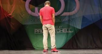 Se pensate di essere dei bravi ballerini è perché non avete visto cosa fa questo ragazzo