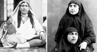 Der Schah von Persien und seine 84 Ehefrauen: So war Tausend und eine Nacht wirklich.