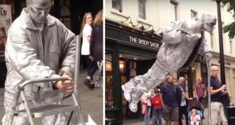 De truc van de zwevende man onthuld: begrijp je nu hoe dit mogelijk is?