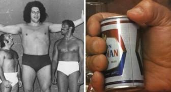 Il campione di wrestling più grosso della storia: 20 foto di André il gigante che stenterete a credere vere