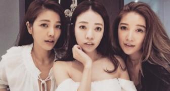 Deze drie zussen van 36, 40 en 41 weten de wereld te verbazen met hun uiterlijk