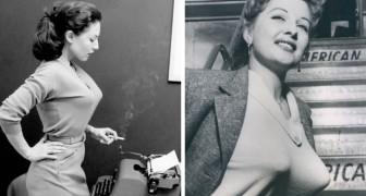 Le bullet-bra, soutien-gorge pointu: le sous-vêtements bizarre dont toutes les femmes raffolaient dans les années 1940 et '50