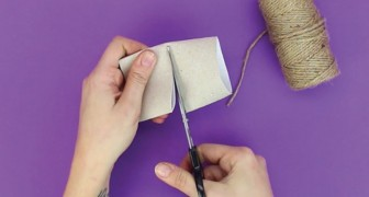 Learn how to make an easy but very elegant napkin ring!