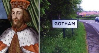 La vera storia di Gotham City, i cui abitanti si finsero pazzi per ingannare il re