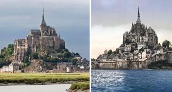 Ecco 5 luoghi incantevoli che scompaiono e riappaiono nell'arco di poche ore