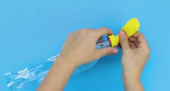 Aprenda o truque para encher balões facilmente usando uma simples garrafa