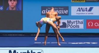 Mondiali di nuoto sincronizzato: godetevi l'esibizione del duo italiano che ha conquistato l'oro