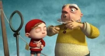 Questo delizioso filmato ci ricorda che dovremmo sempre imparare dai bambini